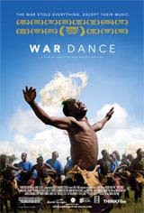 War/Dance Movie Poster