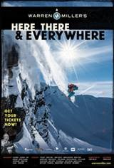 Warren Miller's Here, There & Everywhere Movie Poster