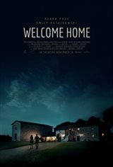 Welcome Home Large Poster
