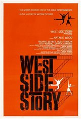 West Side Story (1962) Movie Poster