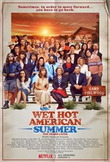 Wet Hot American Summer: Ten Years Later (Netflix) Movie Poster
