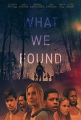 What We Found Movie Poster