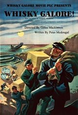 Whisky Galore! Movie Poster