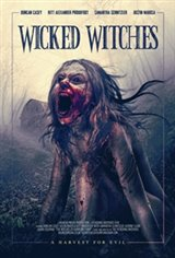 Wicked Witches Large Poster