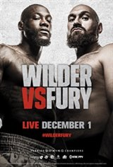Wilder vs Fury Movie Poster