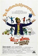 Willy Wonka and the Chocolate Factory Movie Poster