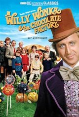 Willy Wonka & the Chocolate Factory 50th Anniversary presented by TCM Movie Poster