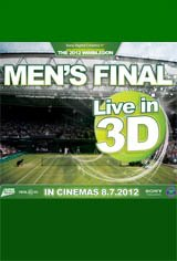 Wimbleton Men's Final 2012 Movie Poster