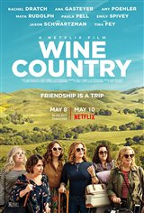 Wine Country (Netflix) Movie Poster