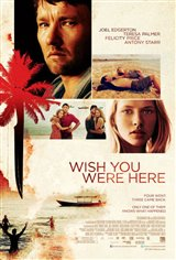 Wish You Were Here Large Poster