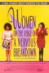 Women on the Verge of a Nervous Breakdown Movie Poster