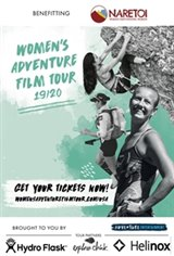 Women's Adventure Film Tour Large Poster
