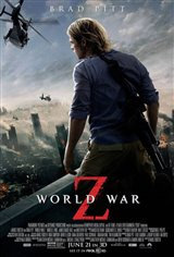 World War Z: The IMAX 3D Experience Large Poster