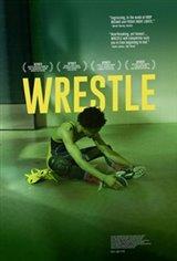 Wrestle Large Poster