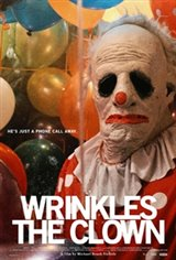 Wrinkles the Clown Movie Poster