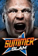 WWE Summerslam 2012 Movie Poster