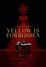 Yellow is Forbidden Movie Poster