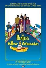 Yellow Submarine Movie Poster