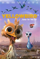 Yellowbird Large Poster