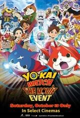 Yo-Kai Watch: The Movie Event Movie Poster