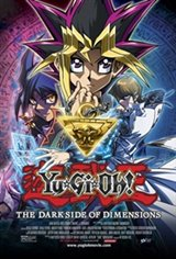 Yu-Gi-Oh!: The Dark Side of Dimensions Movie Poster