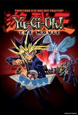 Yu-Gi-Oh! The Movie Movie Poster