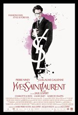 Yves Saint Laurent Movie Poster