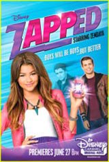 Zapped Large Poster