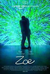 Zoe Large Poster