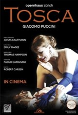 Zurich Opera House: Tosca Movie Poster