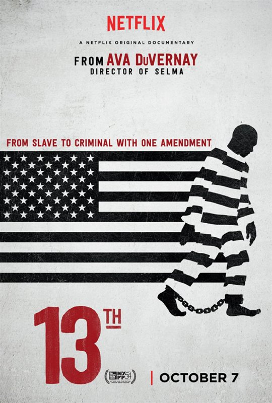 13th (Netflix) Large Poster