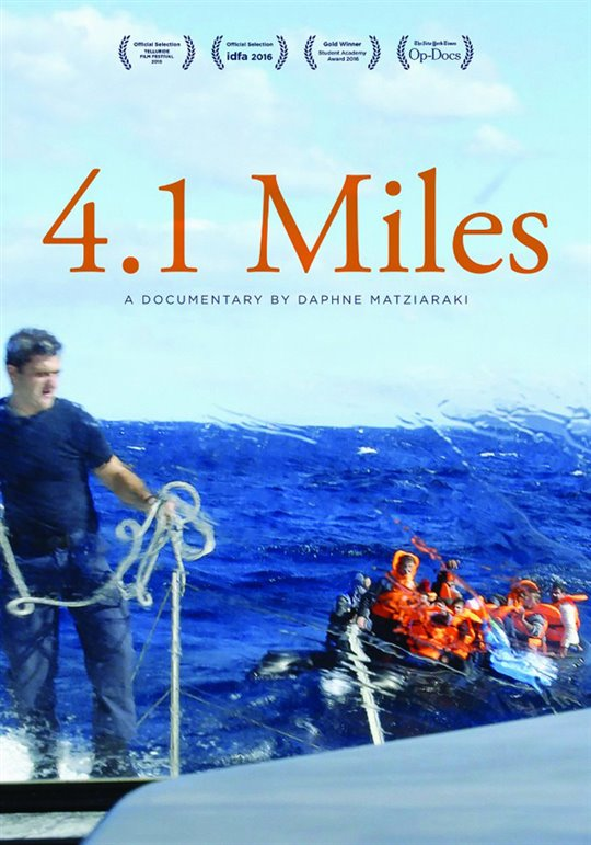 4.1 Miles Large Poster