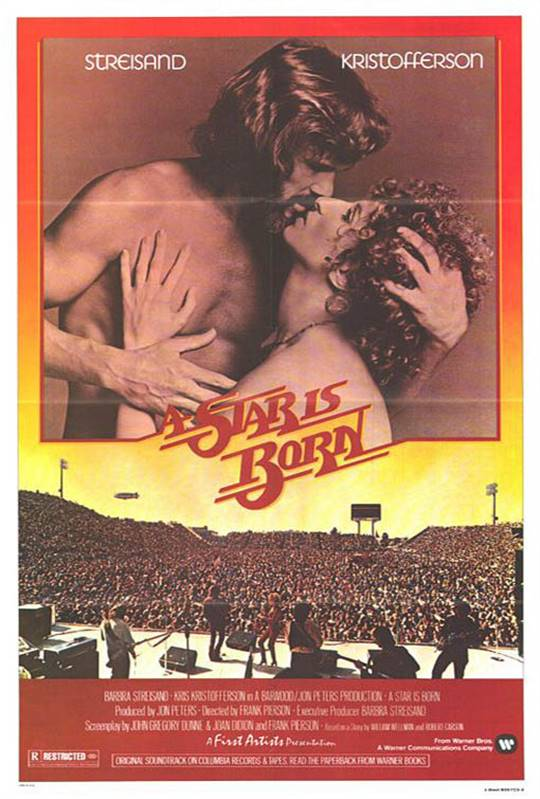 A Star is Born (1976) Large Poster