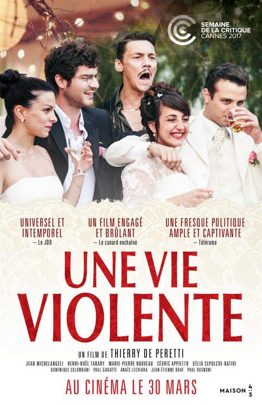 A Violent Life Large Poster