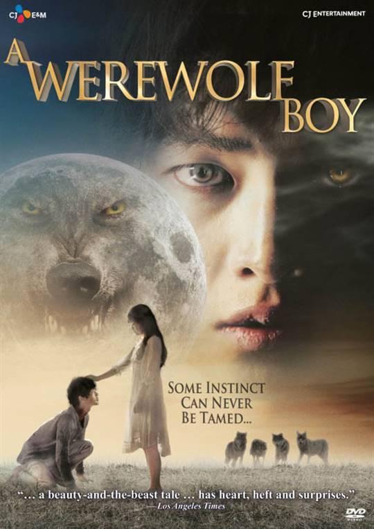 A Werewolf Boy Large Poster