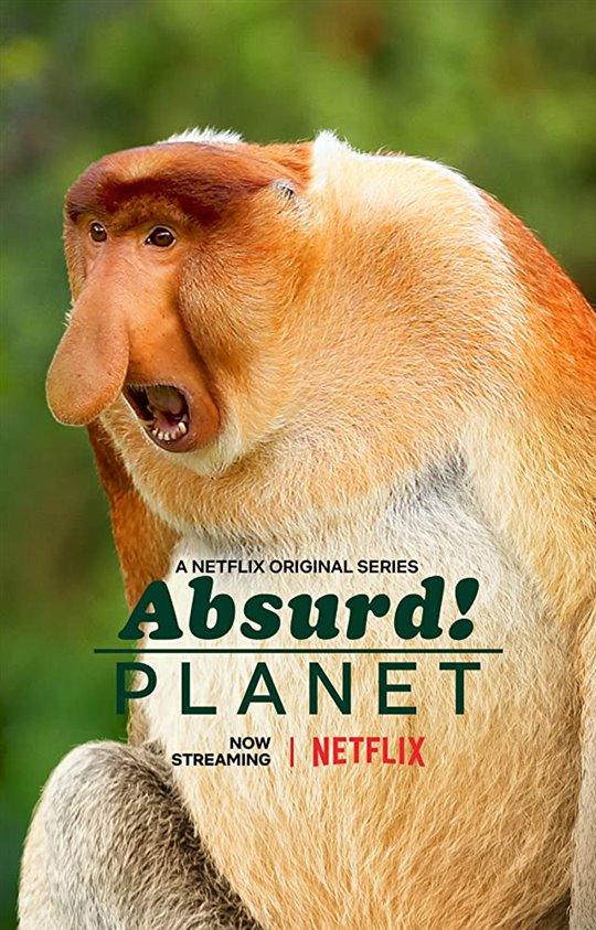 Absurd Planet (Netflix) Large Poster