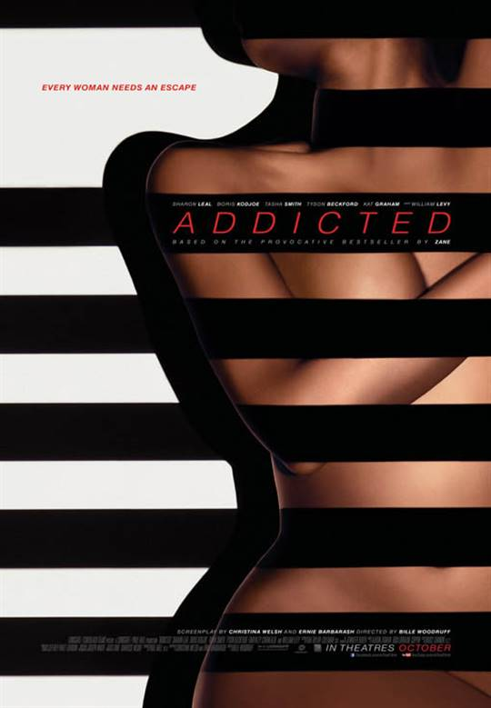 Addicted Large Poster