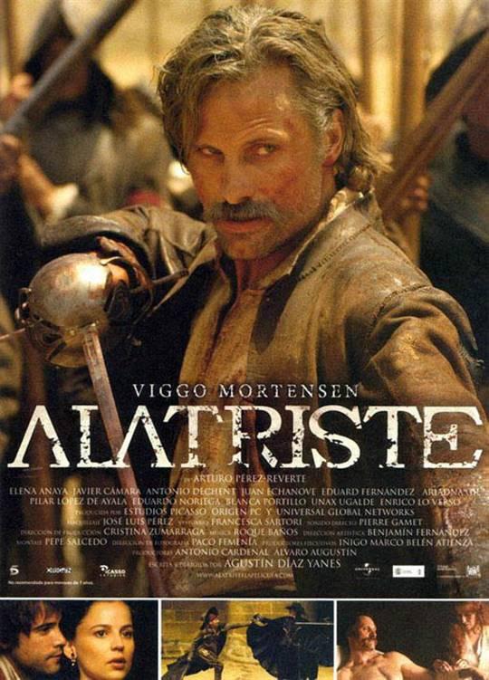 Alatriste Large Poster