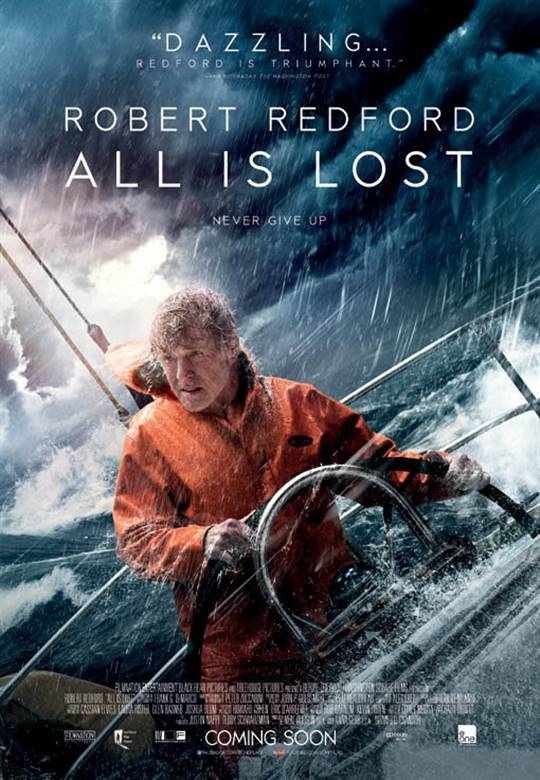 All is Lost Large Poster