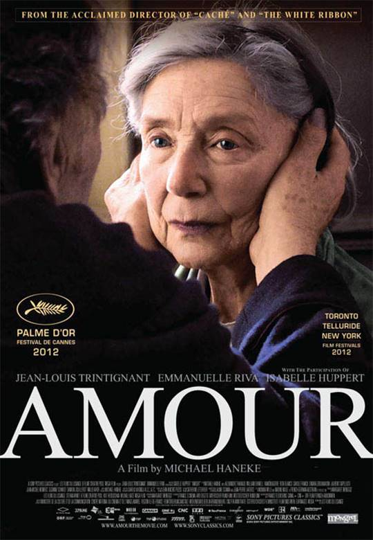Amour Large Poster