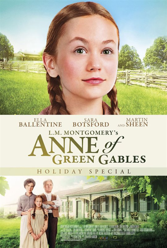 Anne of Green Gables (2016) Large Poster