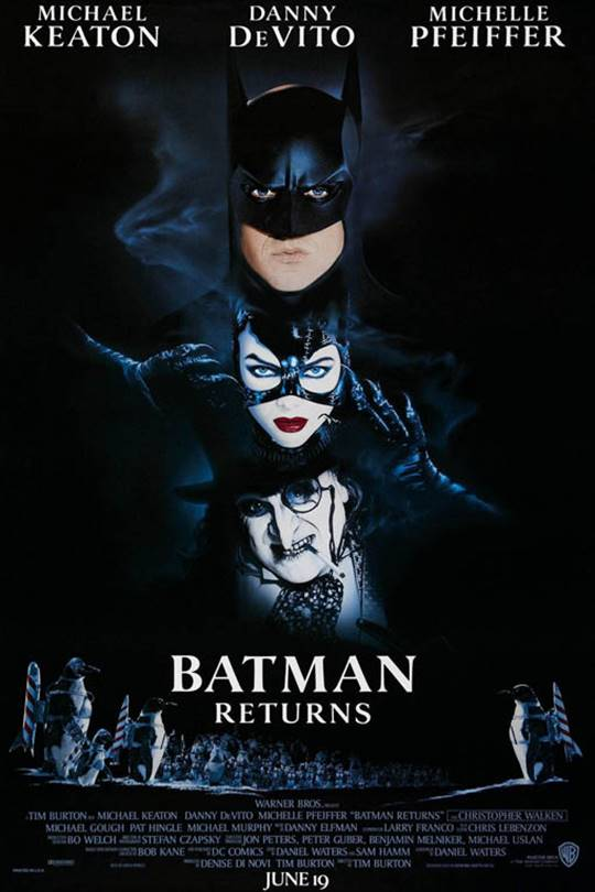 Batman Returns Large Poster