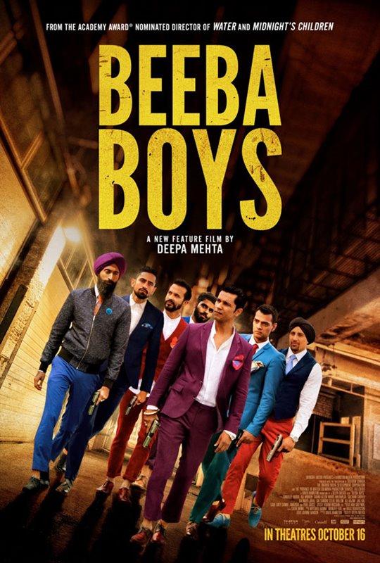 Beeba Boys Large Poster
