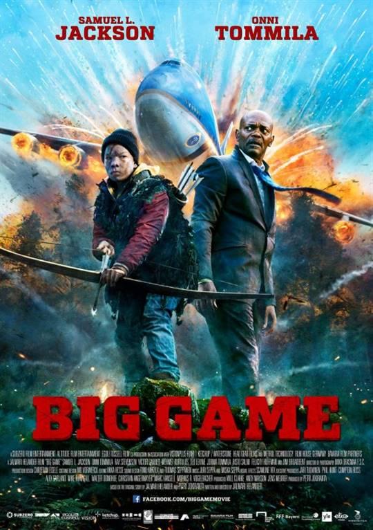 Big Game Large Poster