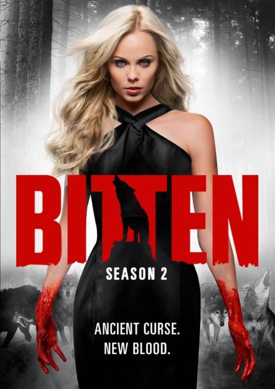 Bitten: The Complete Second Season Large Poster