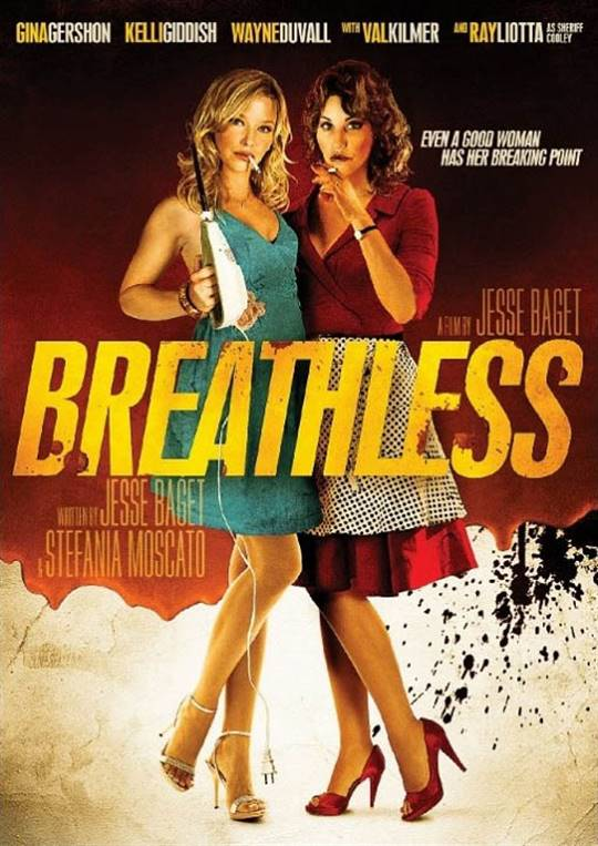 Breathless Large Poster
