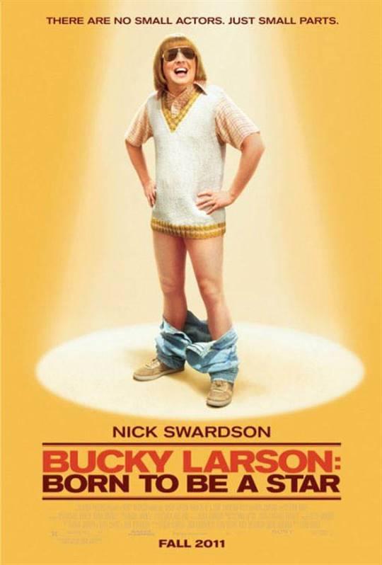 Bucky Larson: Born to be a Star Large Poster