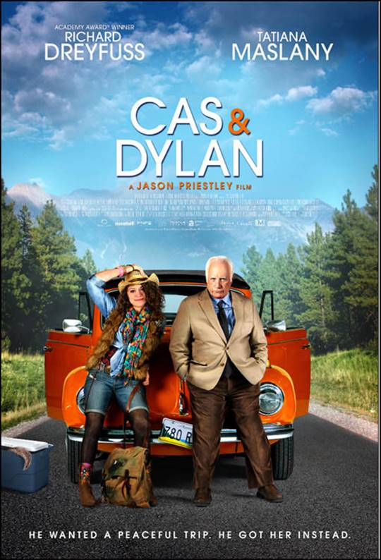 Cas & Dylan Large Poster