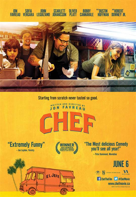 Chef Large Poster