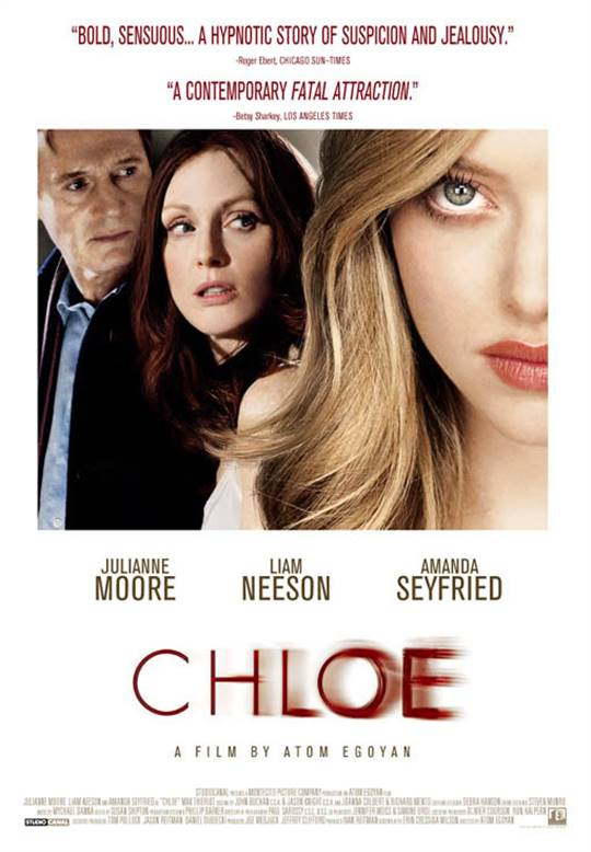 Chloe Large Poster